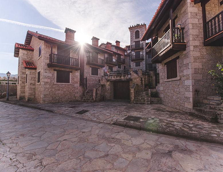 Casas Rurales El Real de Bohoyo